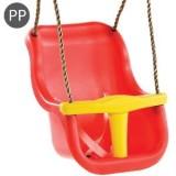 Leagan Baby Seat LUXE Culoare RosuGalben franghie PP 10 {WWWWWproduct_manufacturerWWWWW}ZZZZZ]