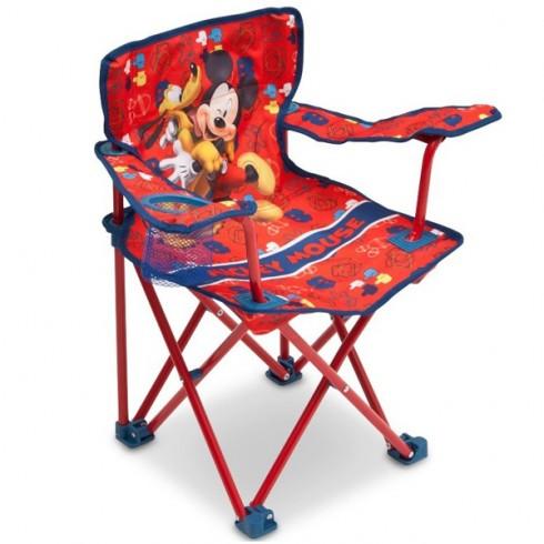 Scaun pliabil Delta Children Disney Mickey Mouse