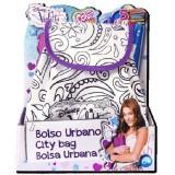 Gentuta de colorat Cife Color Me Mine City Bag Violetta