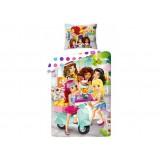 Lenjerie de pat LEGO Friends (9040211) {WWWWWproduct_manufacturerWWWWW}ZZZZZ]