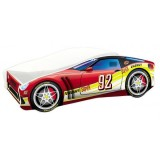 Patut MyKids Race Car 05 Red 160x80