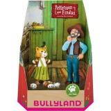 Set Figurine Bullyland Pettersson si Findus