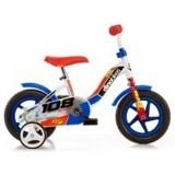 Bicicleta Dino Bikes 108 FL albastru