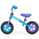 Bicicleta fara pedale Milly Mally Dragon Air turquoise