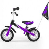 Bicicleta fara pedale Milly Mally Dragon Deluxe violet
