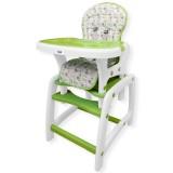 Pernita pentru Scaun de masa Juju Eat&Play verde