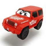 Masina Dickie Toys Jeep Wrangler rosu