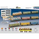 Trenulet electric - calatori (colorat) {WWWWWproduct_manufacturerWWWWW}ZZZZZ]