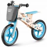 Bicicleta fara pedale Ricokids RC-612 albastru