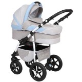 Carucior Baby Merc Q9 3 in 1 Color 58