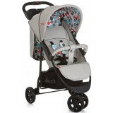 Carucior Fisher Price Vancouver FP Gumball grey