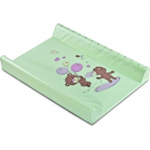 Saltea de infasat cu intaritura Sensillo green bears