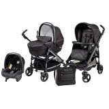 Carucior Peg Perego Pliko Switch Four Sportivo 3 in 1 galaxy