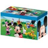 Cutie pentru depozitare Delta Children Disney Mickey Mouse