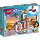 LEGO Disney Aventurile de la Palat ale lui Aladdin si Jasmine 41161