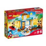 LEGO DUPLO Casa de pe plaja a lui Mickey si prietenii (10827) {WWWWWproduct_manufacturerWWWWW}ZZZZZ]