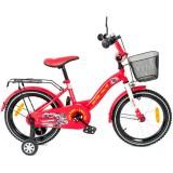 Bicicleta MyKids Toma Fire Station 12 red