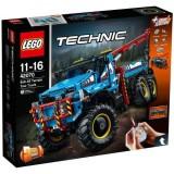 LEGO Technic Camion de Remorcare 6x6