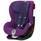 Scaun auto Britax - Romer King II LS Black Series mineral purple