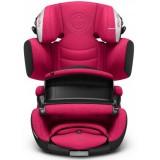 Scaun auto Kiddy Guardianfix 3 cu sistem Isofix rubin pink