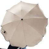 Umbreluta parasolara universala Inglesina pentru carucioare Vanilla