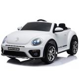 Masinuta electrica Chipolino Volkswagen Beetle Dune white {WWWWWproduct_manufacturerWWWWW}ZZZZZ]