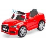 Masinuta electrica Toyz Audi A3 2x6V red
