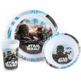 Set 3 piese Lulabi Star Wars