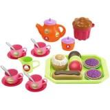 Set Ceai Ecoiffier cu accesorii