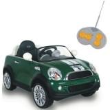 Masinuta electrica Biemme Mini Coupe 12V 1035GR
