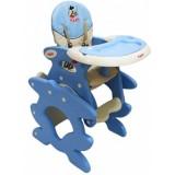 Scaun de masa Arti Betty J-d008 albastru maro