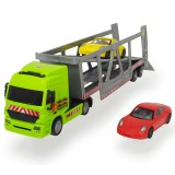 Camion Dickie Toys cu trailer si 2 masini Porsche {WWWWWproduct_manufacturerWWWWW}ZZZZZ]