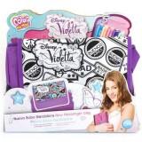 Gentuta de colorat Cife Color Me Mine Messenger Bag Violetta