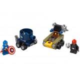 Mighty Micros: Captain America contra Red Skull (76065) {WWWWWproduct_manufacturerWWWWW}ZZZZZ]