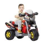 Motocicleta electrica Feber Trimoto Red Racer