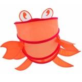 Saculet depozitare jucarii de baie Ludi portocaliu