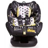 Scaun auto Cosatto All in All cu Isofix smile
