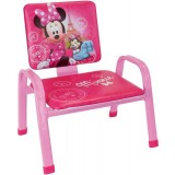 Scaun Fun House My first chair Minnie Mouse