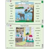 Set 10 Puzzle-uri Larsen Read and Look 1-10