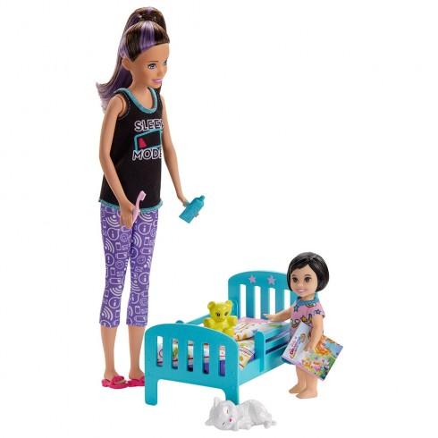 Set Barbie by Mattel Family Skipper Mergem la nani {WWWWWproduct_manufacturerWWWWW}ZZZZZ]