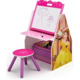 Set creatie si organizator Delta Children Disney Princess Activity Center