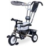 Tricicleta cu copertina Toyz Derby grey